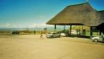 BP Station in Drakensberg, South Africa
