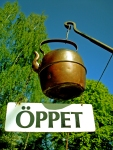 Öbergs kafe, Visingsö